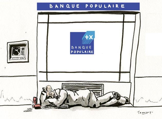 Banque et populaire à la