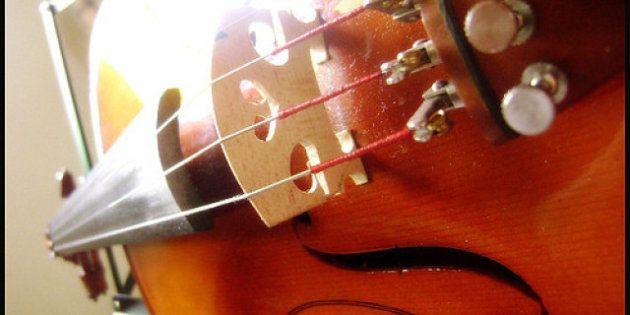 Un violoniste mondialement connu oublie un stradivarius de plusieurs millions d'euros dans un