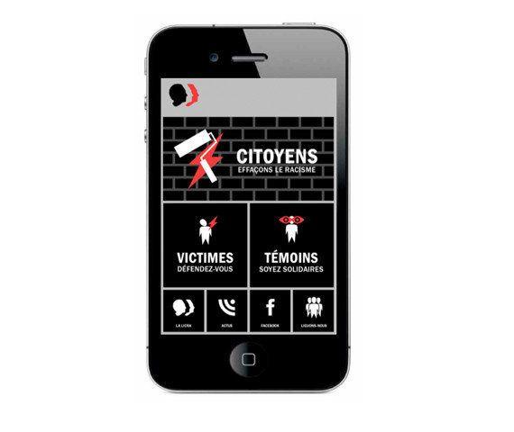 La Licra lance une application mobile contre le racisme et les