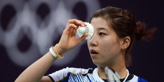 GIFS. Badminton, comment tricher aux Jeux
