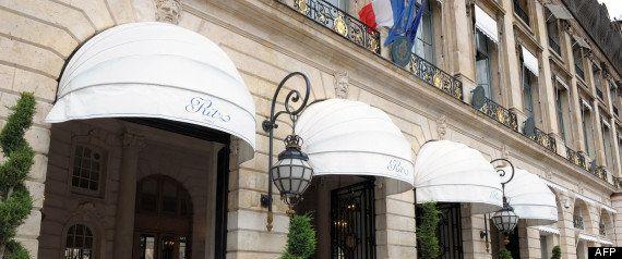 VIDÉO. Le Ritz ferme temporairement ses portes pour deux années de