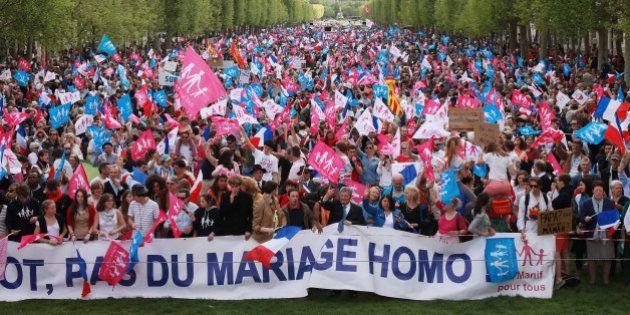 Des associations anti-mariage pour tous envisagent de saisir l'ONU si le Conseil d'État n'annule pas...