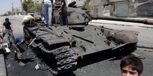 Syrie: Ban Ki-moon (ONU) appelle les grandes puissances à surmonter leur