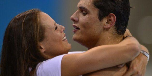 JO: Florent Manaudou champion olympique du 50 m nage