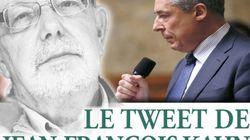 Le tweet de Jean-François Kahn - Le mariage gay est-il