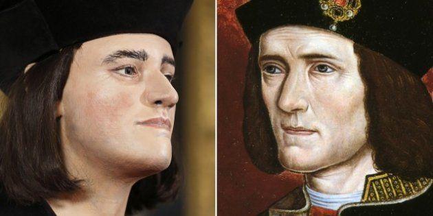 PHOTOS. Le visage de Richard III reconstitué à partir de son