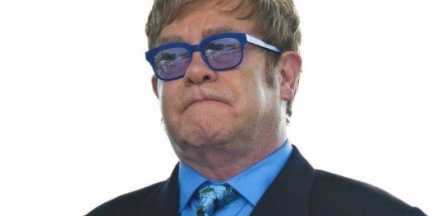 VIDÉOS. Elton John: