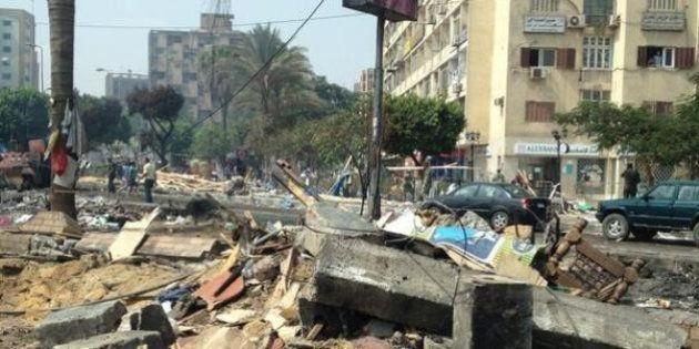 Retour sur les manifestations en Égypte qui ont tourné au bain de sang après la dispersion des