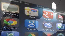 Google persona non grata sur l'iPhone et
