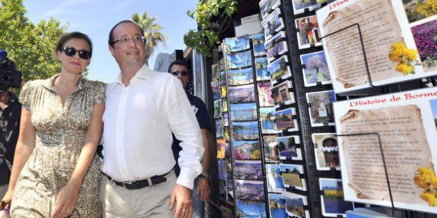 François Hollande et Valérie Trierweiler sont en vacances dans le