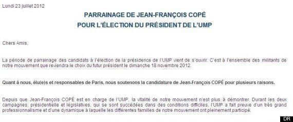Guerre des chefs de l'UMP: Jean-François Copé accusé d'utiliser les fichiers du