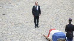 Hommage à Pierre Mauroy: