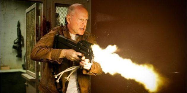 Bruce Willis en a marre de jouer dans des films
