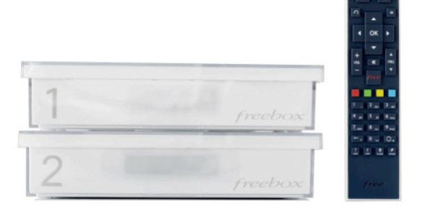 PHOTOS. Freebox Crystal : nouveau design et nouvelle interface