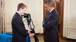 Ce petit génie de 17 ans que Barack Obama