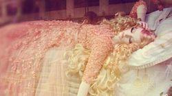 Des robes de Disney vendues aux enchères pour la bonne