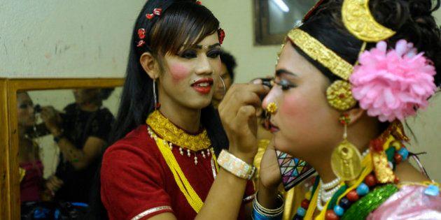 Le Népal accepte la mention