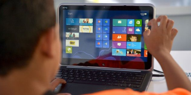 Microsoft: la mise à jour de Windows 8 disponible le 18