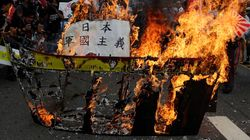 La Chine et le Japon ne s'appréciaient pas beaucoup, cela ne va rien