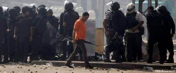 Egypte: Combats armés et guerre des