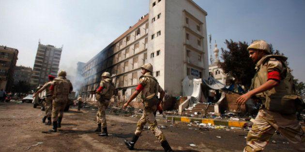 En Égypte la répression de la police se poursuit après une première journée d'affrontements