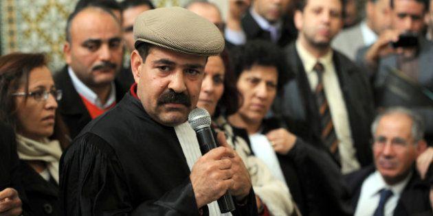 Meurtre de l'opposant tunisien Chokri Belaïd tué par balles devant son