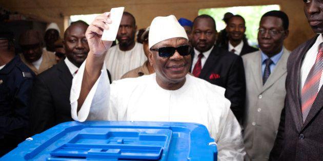 IBK président du Mali : il a été élu à plus de 77% des