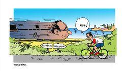 Brégançon/Cap Nègre: les vacances présidentielles