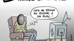 Fermeture brutale de la télévision