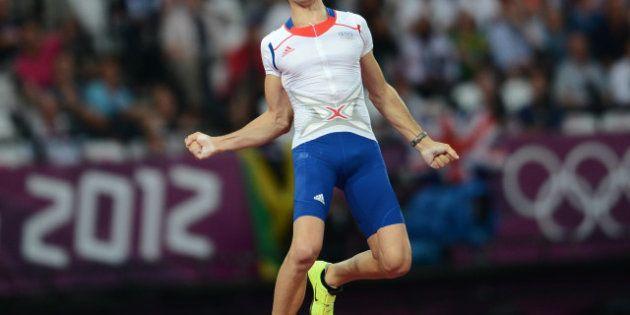 Renaud Lavillenie médaille d'or olympique à la