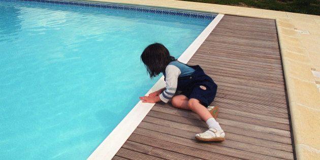 Nouvelle noyade d'une fillette, la deuxième cause de décès accidentel chez les enfants de 1 à 4