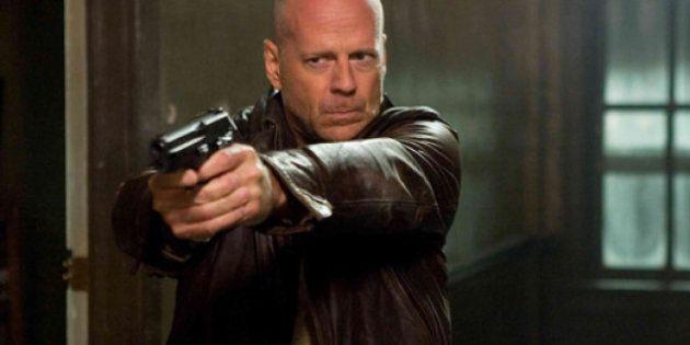 VIDÉOS. Bruce Willis est contre une régulation des armes à