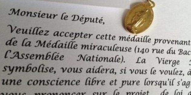 Mariage gay: une médaille
