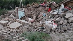 Un double séisme fait 306 morts en