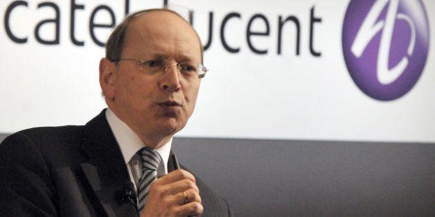 Alcatel Lucent: démission du directeur général après l'annonce de près de 1,4 milliard d'euros de perte...