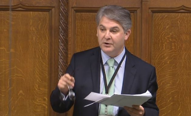 Tory MP Philip Davies Under Fire For Blocking Bid To Teach Kids About LGBT Relationships
