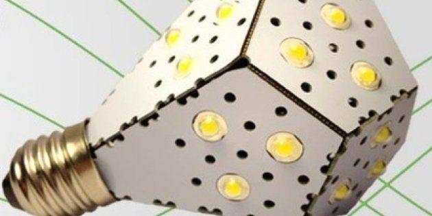 Nanolight: des Canadiens inventent une ampoule LED des plus