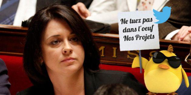 La ministre Sylvia Pinel maintient sa réforme du régime de
