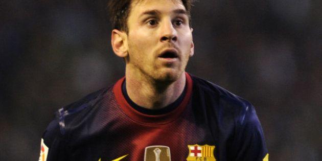 Lionel Messi soupçonné de fraude fiscale en