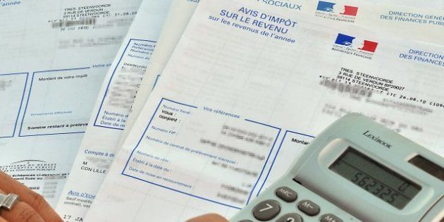 Recettes fiscales 2013: les impôts vont rapporter moins que