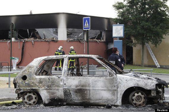 VIDÉO. Amiens: 16 policiers blessés après une nuit de