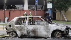 Seize policiers blessés après une nuit de violences à