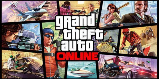 VIDÉO. GTA V Online: la version multijoueurs de Grand Theft Auto se dévoile en