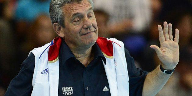 Équipe de France de handball: Claude Onesta relativise le démontage du plateau de l'Équipe