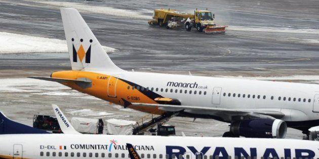 Après les atterrissages d'urgence de Ryanair, l'Espagne ouvre une