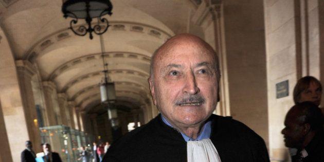 Georges Kiejman, l'adversaire de Vergès dans le procès d'Omar Raddad,