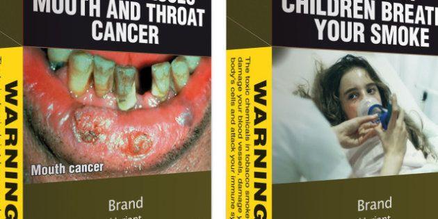 PHOTOS. Australie: les cigarettiers perdent leur combat contre les paquets sans