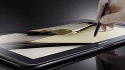 Samsung lance sa nouvelle tablette avec