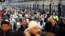 Grève à la SNCF, bonjour la