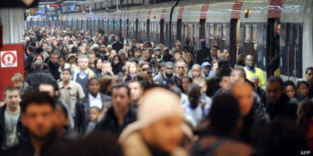 Grève SNCF: 4 trains sur 10 en moyenne jeudi pour les TGV et les
